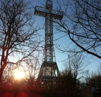 La croix du Mont-Royal